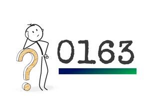 0163 Vorwahl