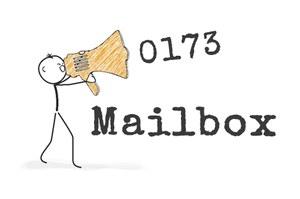 0173-Mailbox anrufen