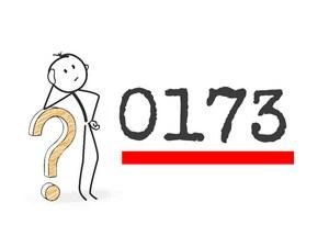 0173 Vorwahl