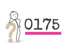 0175 Vorwahl