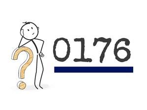 0176 Vorwahl