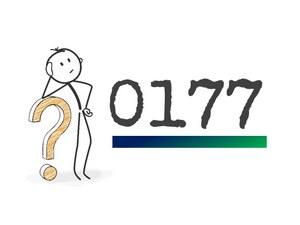 0177 Vorwahl