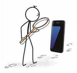 Bester Handytarif mit Samsung Galaxy S7