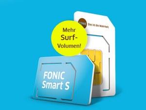 FONIC Smart S: Mehr Datenvolumen ab 30.3.2017