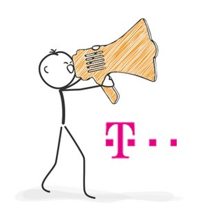 Handyvertrag im D1-Netz der Telekom