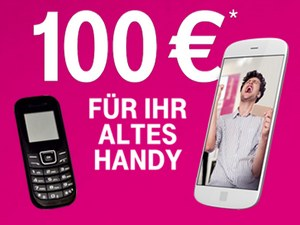 Telekom Alt-gegen-Neu-Aktion