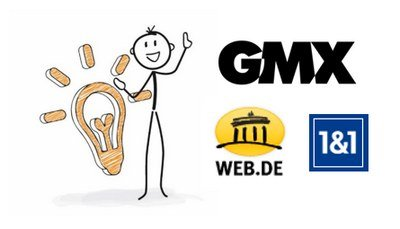 GMX Allnet & Surf 2GB, 3GB, 4GB ab 6,99 €