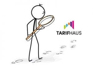 Tarifhaus International-Paket mit 100 Freiminuten ins Ausland (z.B. EU, USA, Russland, Türkei) kostenlos zu allen aktuellen Tarifen
