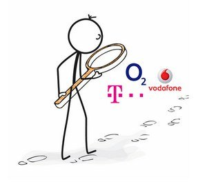 ja! mobil: Welches Netz - D1, D2 oder o2?