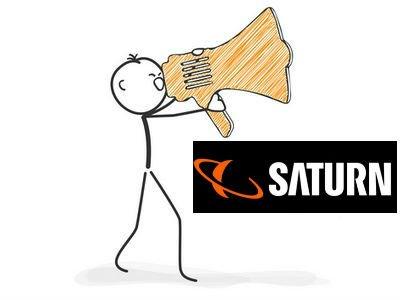 Saturn Adventskalender