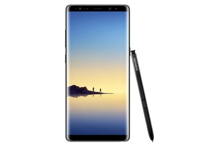 Telekom Real Allnet + Samsung Galaxy Note 8