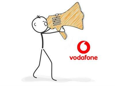 Vodafone gratis Datenvolumen