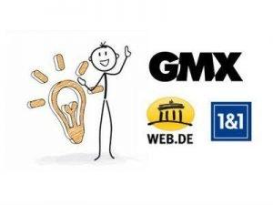 Smartphone gratis im Tarif von GMX