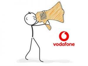 Vodafone Giga-Swipe für junge Leute mit bis zu 30 Gigabyte LTE-Datenvolumen