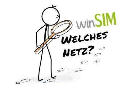 winSIM Netz