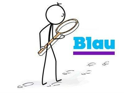 Blau Erfahrungen